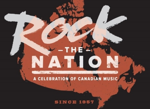 Rock The Nation Working Logos outlined
